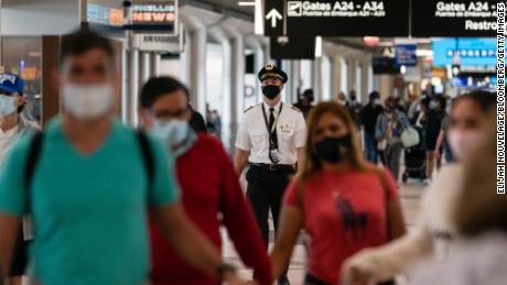 TSA to extend transportation mask mandate into January