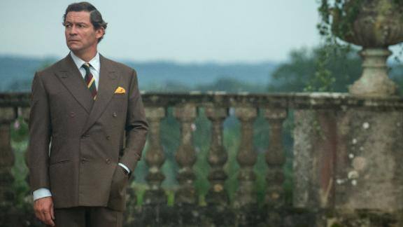 Dominic West as Prince Charles in Netflix's