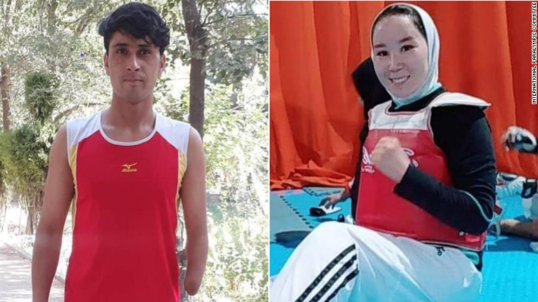 Paralympics: Afghan turmoil shattering dream of trapped athletes is 'heartbreaking,' says IPC chief