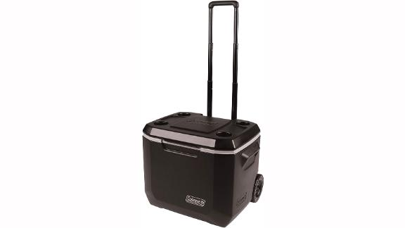 Coleman Rolling Cooler 50-Quart Xtreme 5-Day Cooler With Wheels