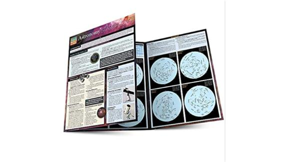 Astronomy Stargazing Pamphlet