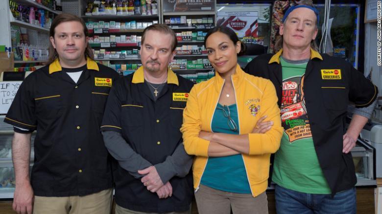 'Clerks III' first look reunites cast