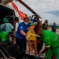 05 Haiti Earthquake US Coast Guard 0817 FILE RESTRICTED