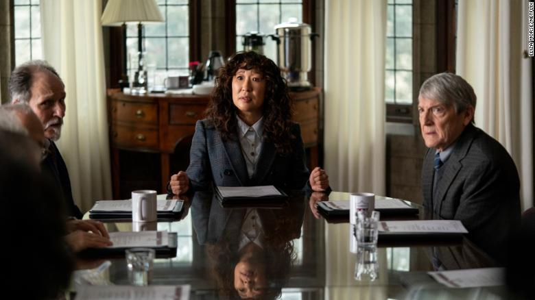 'The Chair' examines generational divides in a college English department