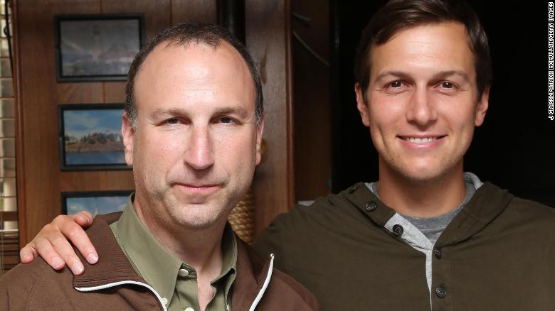 Kenneth Kurson, pardoned friend of Jared Kushner, charged in New York for installing spyware on then-wife's computer