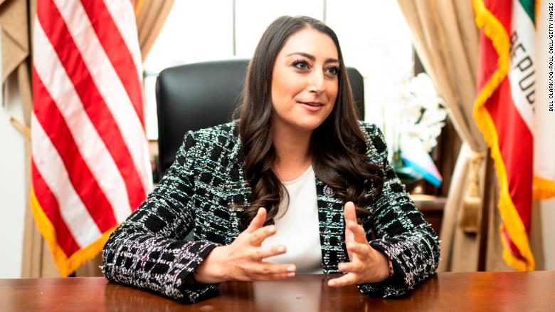 Why this congresswoman is freezing her eggs her first year in office