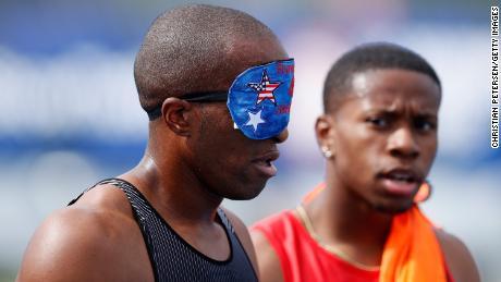براون ينافس في دورة الألعاب البارالمبية الثالثة في طوكيو.