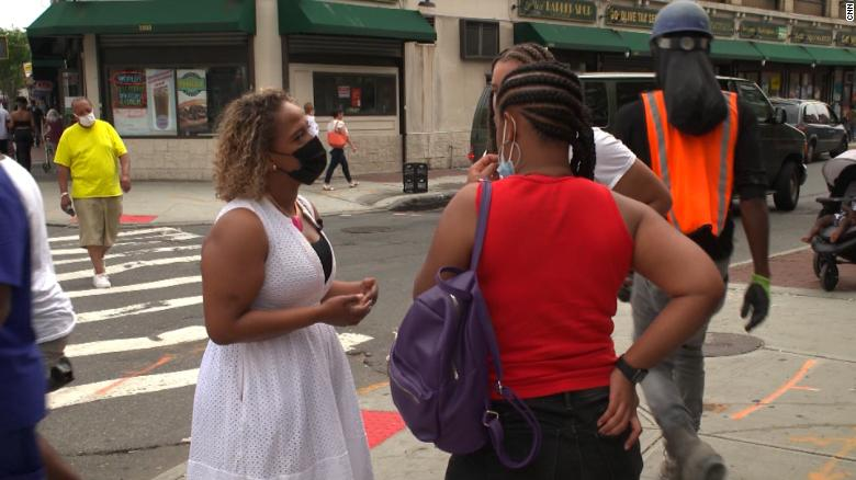 Black New Yorkers may have the lowest vaccination rates, but community groups refuse to give up