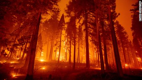 Thousands more evacuated as California wildfire swells 24 times its size in 2 days
