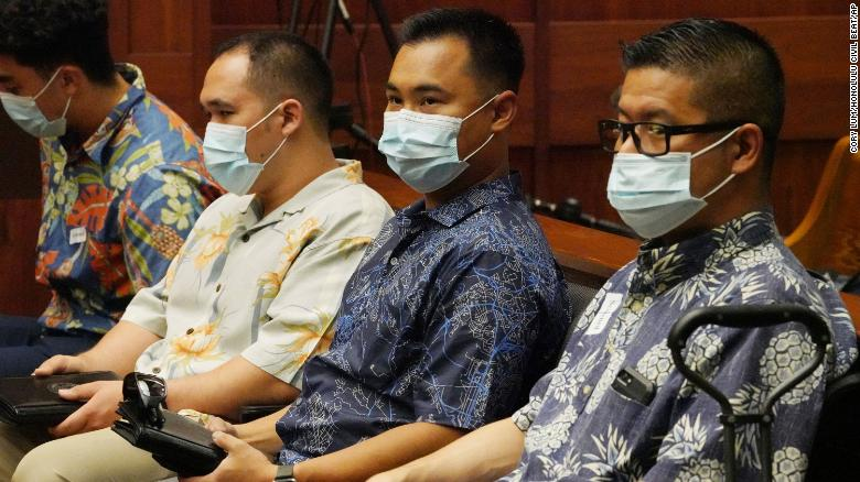 Judge tosses case against 3 Honolulu police officers accused in the killing of a 16-year-old