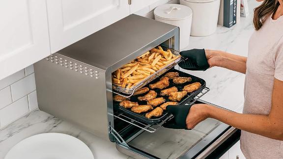 Refurbished Ninja Foodi 10-in-1 XL Pro Air Fry Digital Countertop Convection Toaster Oven