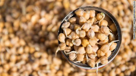 Chickpeas can add a nutty taste to your teens' and tweens' pasta masterpieces.