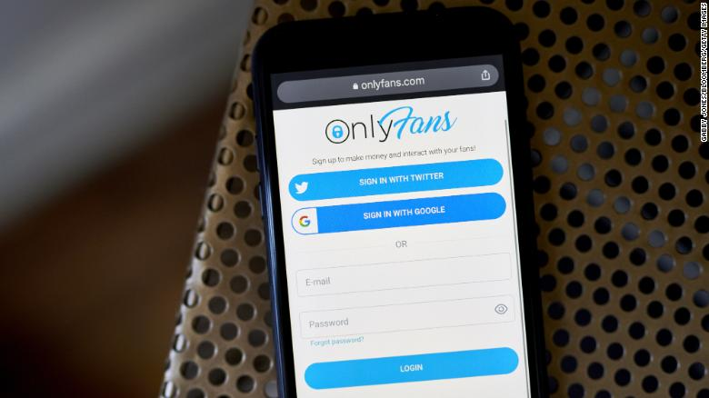 OnlyFans says it will ban sexually explicit content