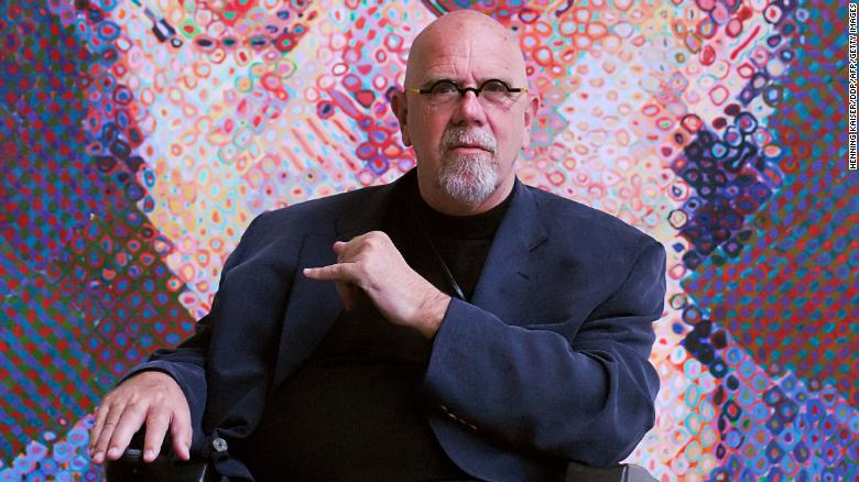 """Artist <a href=""""http://www.cnn.com/style/article/chuck-close-artist-obituary/index.html"""" target=""""_blank"""">Chuck Close,</a> whose large-scale portraits immortalized friends, artists and some of pop culture's most recognizable faces, died August 19 at the age of 81."""