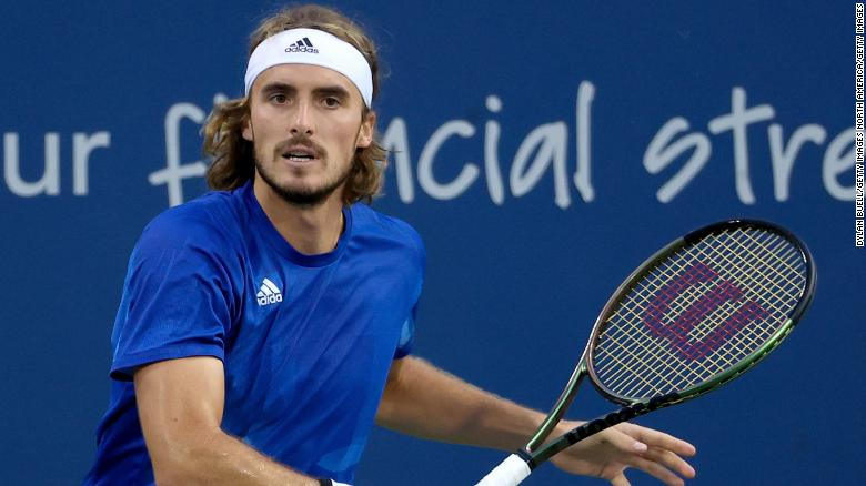 Greek government pushes back on Stefanos Tsitsipas' vaccine comments