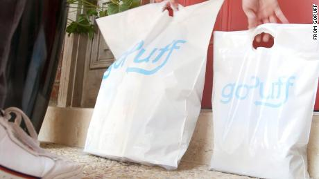 Gopuff has more than 450 micro-fulfillment centers stocked with everything from food to over-the-counter medicine in order to better control the inventory and deliver products to customers within 30 minutes.