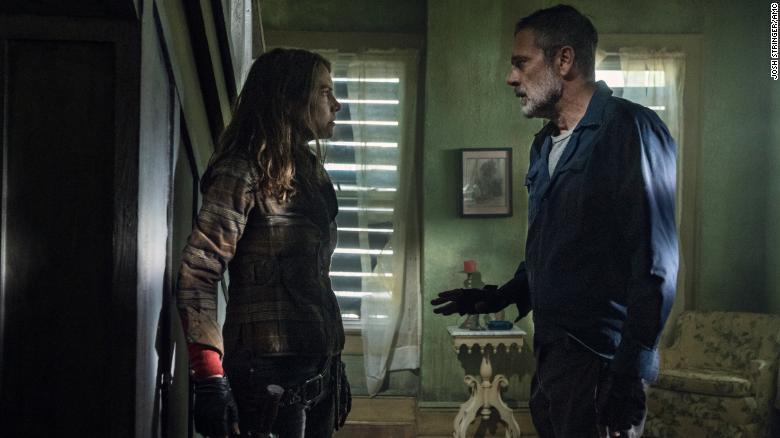 'The Walking Dead' takes a big break in its (very) slow-moving 'final season'