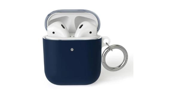 Navy Blue AirPods Case