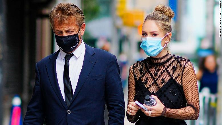 Sean Penn and daughter Dylan Penn had some tough moments on set for their new film