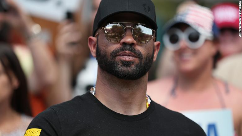 DOJ wants three months in jail for Proud Boys leader who burned BLM flag