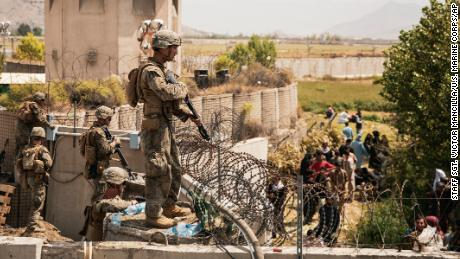 There's less than a week until the US's Afghanistan withdrawal deadline