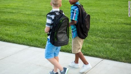 What families are fearful and excited for this school year during Covid-19, poll reports