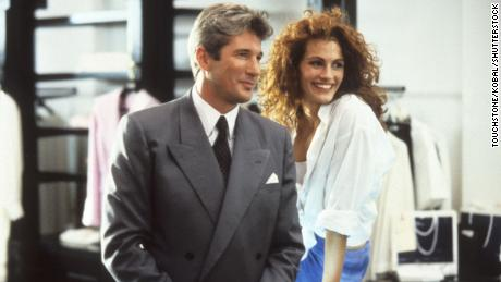 """Richard Gere and Julia Roberts clicked in """"Pretty Woman,"""" a 1990 romantic comedy movie that became a massive hit. """"That was magic,"""" Bible said."""