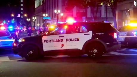 Portland, Oregon, police challenged in 'really tough environment' as violence spikes