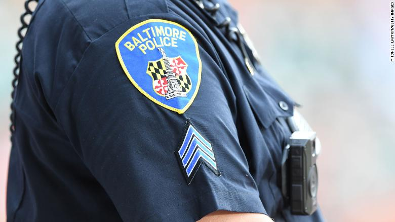 93 fugitives arrested in Baltimore-area crime sweep dubbed 'Operation Washout'