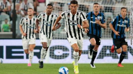 Ronaldo a encore un an de contrat avec la Juve.