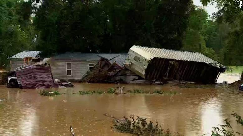 At Least 10 People Dead and 31 Missing After Severe Flooding in Tennessee