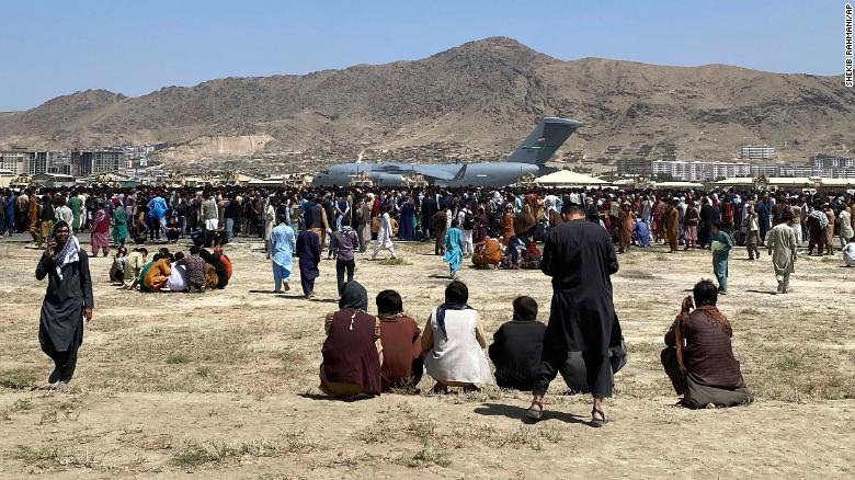 Biden's national security adviser says ISIS threat against Kabul airport is 'real' and 'acute'