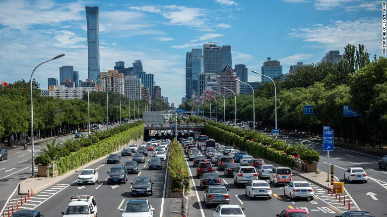 From 'air-pocalypse' to blue skies. Beijing's fight for cleaner air is a rare victory for public dissent