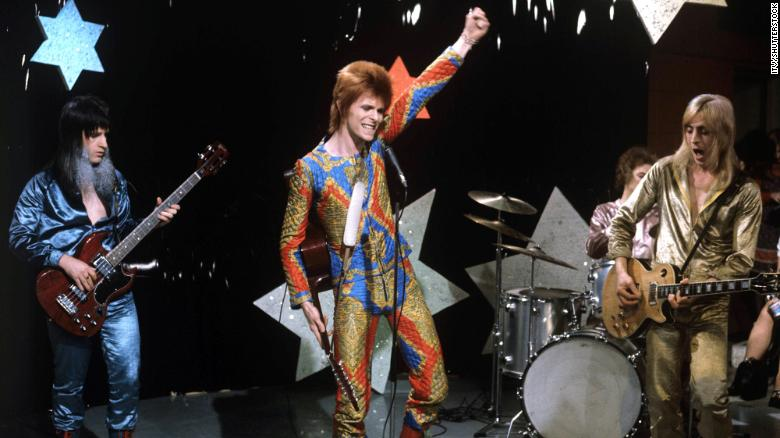Bowie's 'Starman' and other out-of-this-world songs for a spacewalk