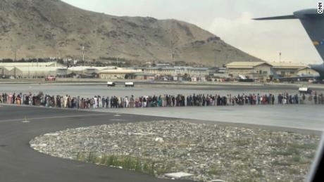Taliban say they won't allow Afghans to leave country, reject extension of evacuation