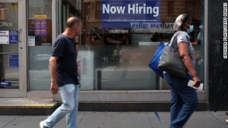 The August jobs numbers have economists worried. Here's why