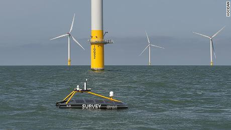 Wind farms are increasingly becoming a major source of business for XOCEAN.