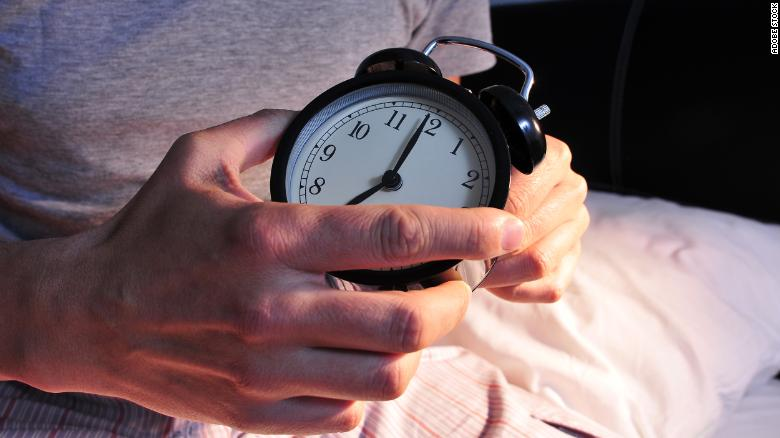 To give yourself enough time for self-care in the morning, set your alarm clock a bit earlier -- and go to bed earlier, too.