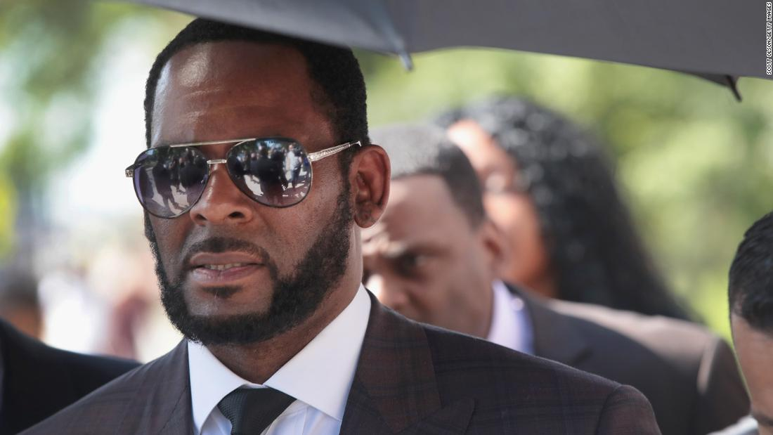 R. Kelly's long-overdue conviction should be a turning point - CNN
