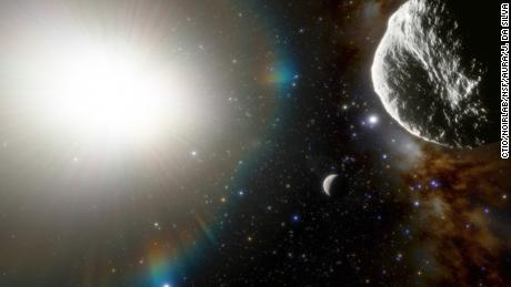 """NASA's Lucy Mission to Observe Solar System's First """"Fossils"""""""
