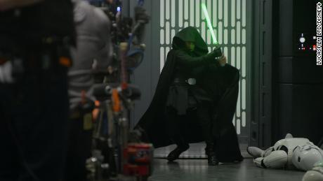 Mark Hamill a parlé de revisiter le rôle de Luke Skywalker dans