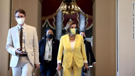 Pelosi faces internal Democratic strife as key deadline could sink Biden agenda