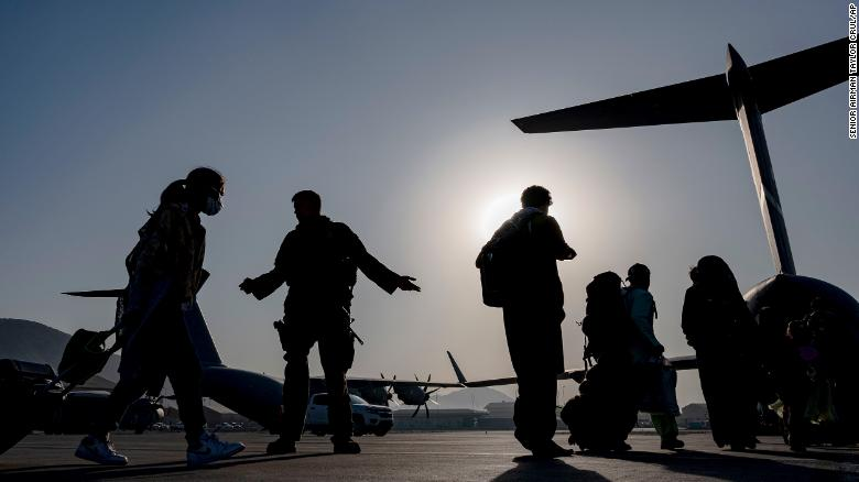 'Majority' of Afghans who worked for the US and applied for visas were likely left behind, State Department official says