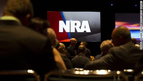 NRA cancels its annual meeting in Houston over Covid-19 concerns