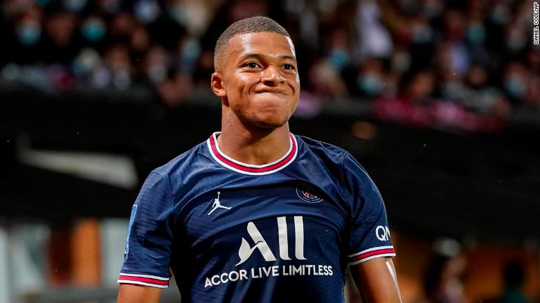 Real Madrid submit $188 million bid for PSG star Kylian Mbappé, according to reports