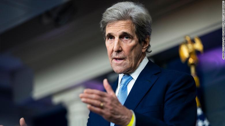 Kerry will travel to China and Japan to negotiate on climate action next week