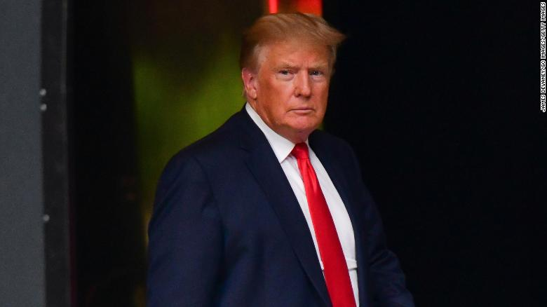 Donald Trump's recounting of his 2020 conversation with a Taliban leader is something else