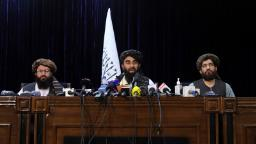 Taliban names ex-Guantanamo detainees and wanted man to new caretaker government