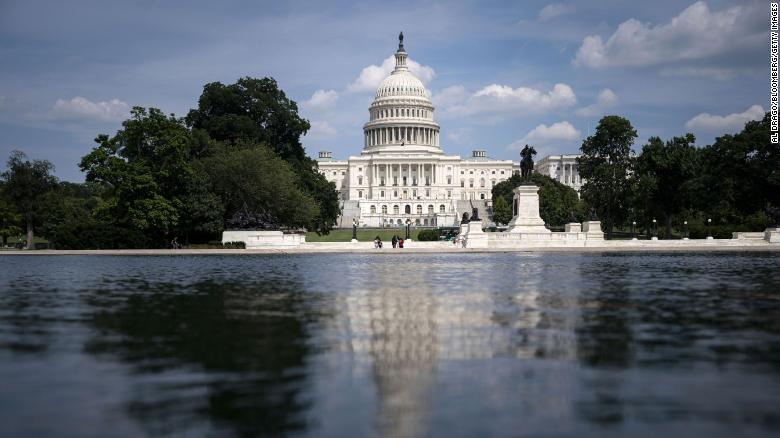 Renewed fears of political violence grip Capitol Hill ahead of right-wing rally