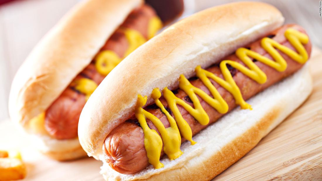 Here's why you should put down that hot dog and reach for a handful of peanuts